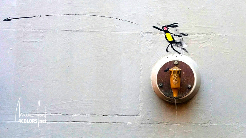 """El tercer grifo"" by 4Colors."
