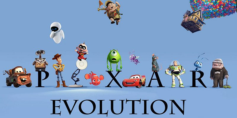 Pixar Evolution