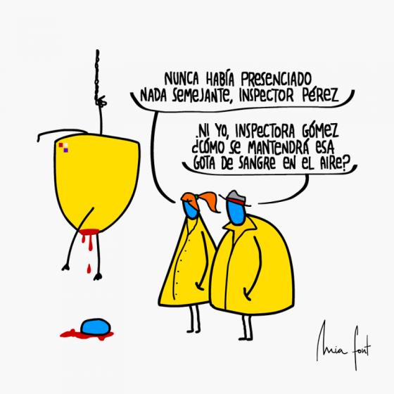Inspectores Gómez y Pérez, S.L. de 'La Reirpública'