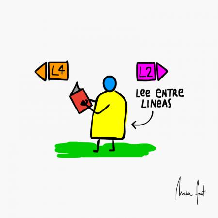 Lee entre lineas