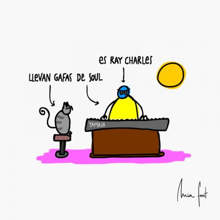 Es Ray Charles